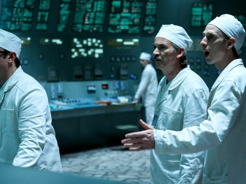 Канал HBO снимает сериал о Чернобыле: появились первые кадры