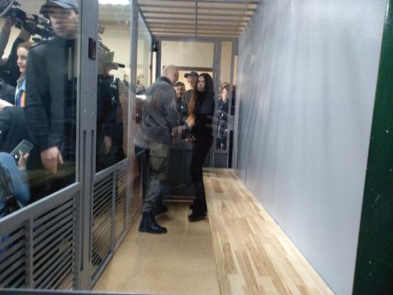 ДТП в Харькове: Зайцевой и Дронову дали по 10 лет тюрьмы