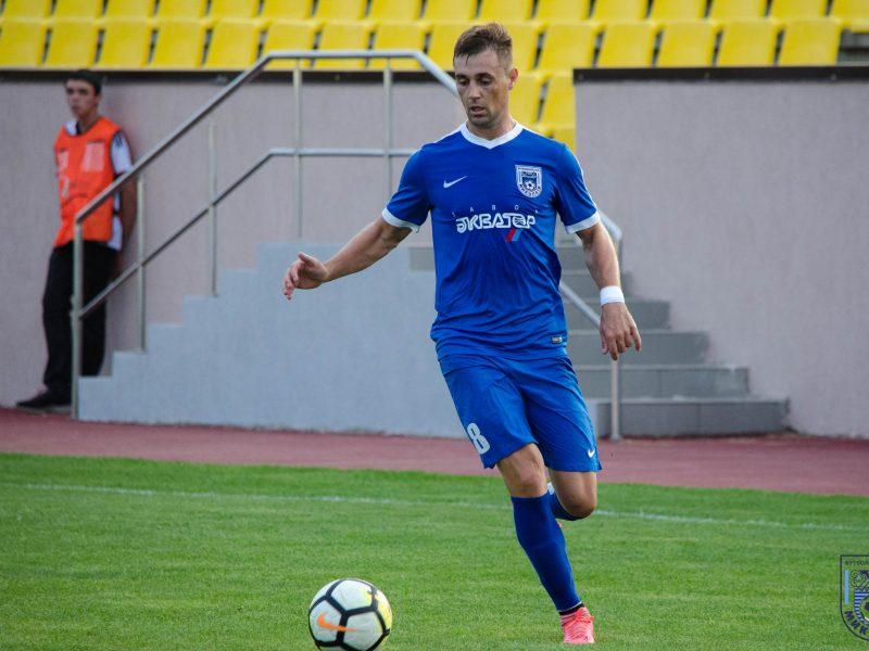 «Хороший спарринг против отличного соперника»: МФК «Николаев» вничью сыграл с одесским «Черноморцем»
