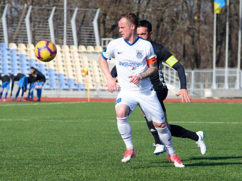 МФК «Николаев» разошелся с «Балканами» «всухую»