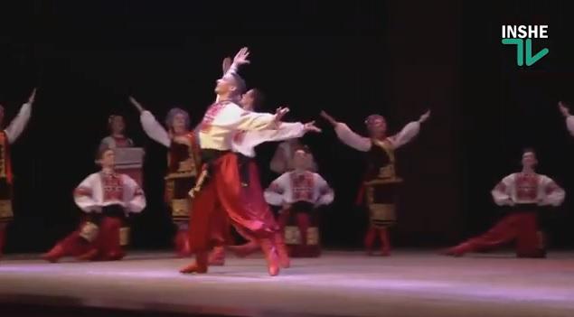 Николаевский ансамбль «Судостроитель» покажет свое танцевальное искусство Китаю