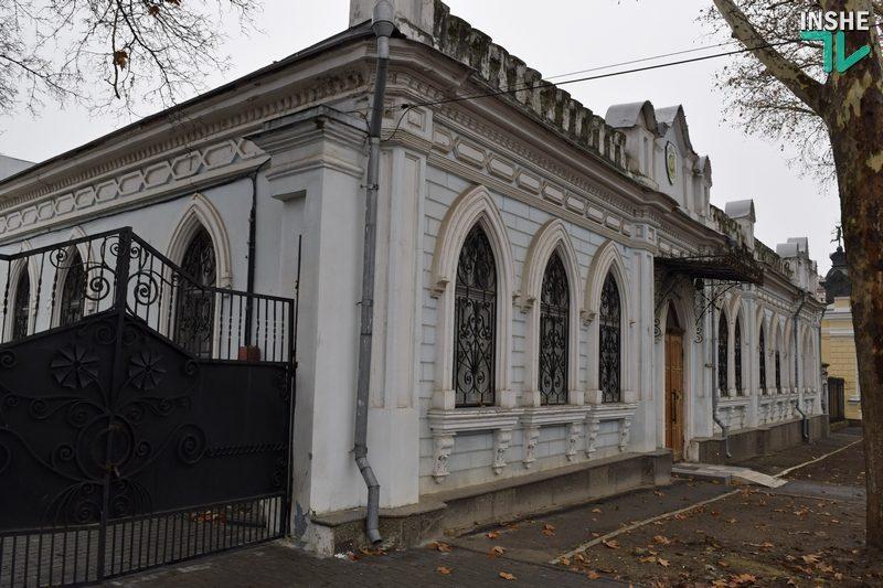ГБР хочет отреставрировать памятник архитектуры в Николаеве