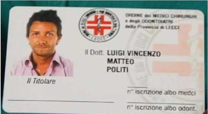 Итальянец с 8 классами образования работал пластическим хирургом в Румынии