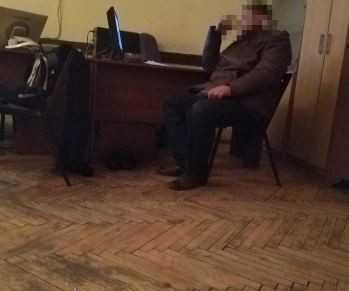 Во Львове выявили гражданина, который находится в розыске в Николаеве за грабеж