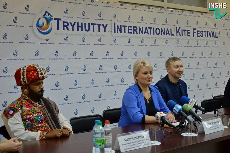 Третьему Международному фестивалю воздушных змеев на Николаевщине быть!