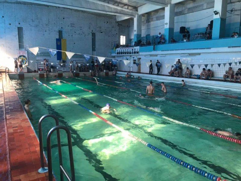 В Николаеве прошли традиционные соревнования «Плавання нескорених»