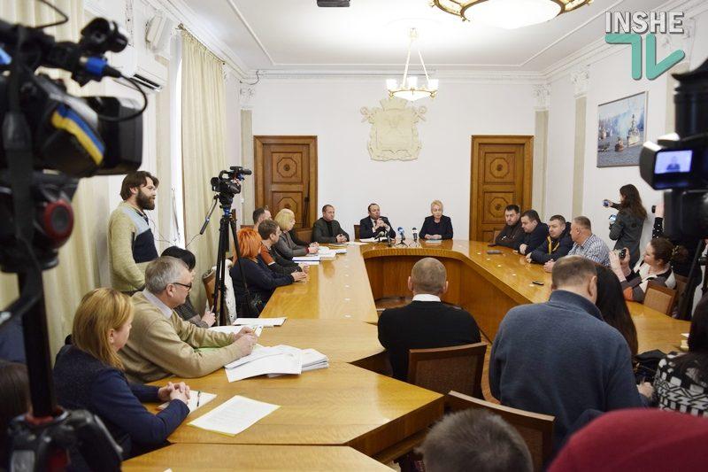 """Кто поскользнется на """"маргариновом скандале"""" в Николаеве? На круглом столе в горсовете искали – кто виноват"""