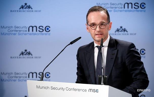 Берлин инициирует переговоры по разоружению