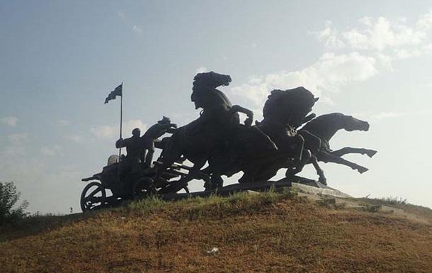 Памятник истории Херсонской области режут на металл – СМИ