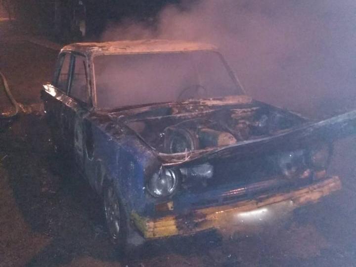За сутки на территории Николаевской области зарегистрировано 6 пожаров