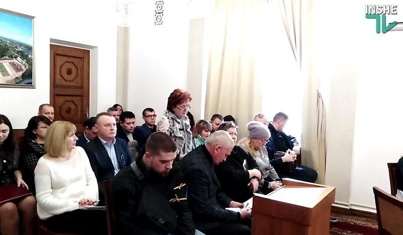Жильцы дома по ул.Заводской, 35 требуют срочно остановить строительство галереи Николаевского КХП, иначе пойдут в суд