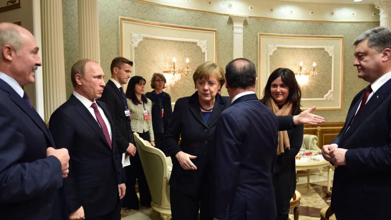 Посол Германии: Если Украина откажется от Минских соглашений и Нормандского формата – санкции окажутся в опасности