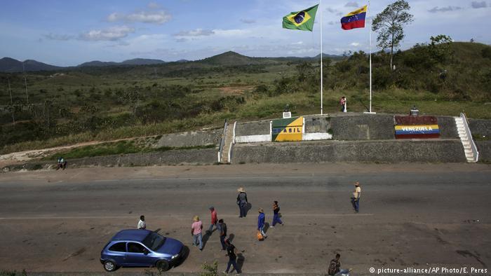 В Бразилии заявляют, что не предоставят США свою территорию для вторжения в Венесуэлу