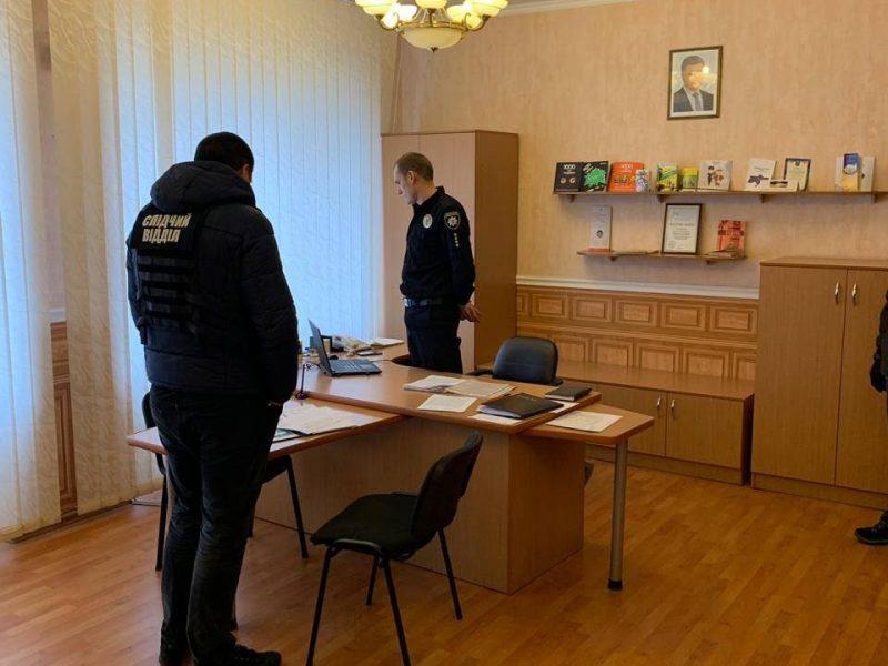 В Николаеве на взятке задержали замначальника управления патрульной полиции