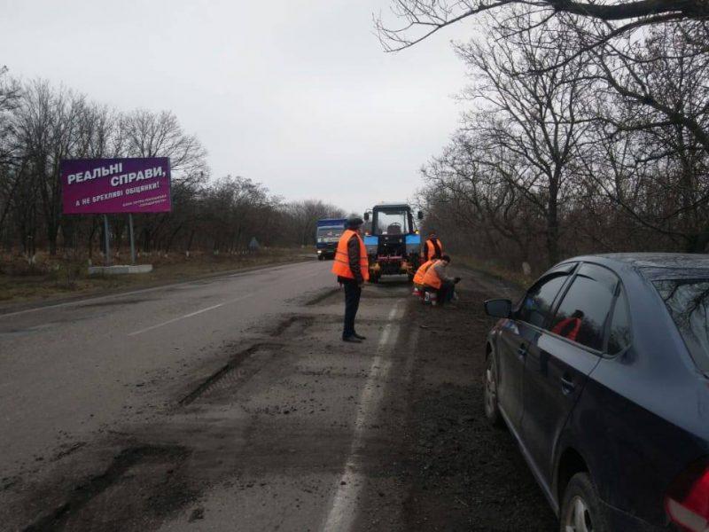 Советник николаевского губернатора: «Наших дорожников приводят в пример. Даже заместитель Укравтодора аплодировал»