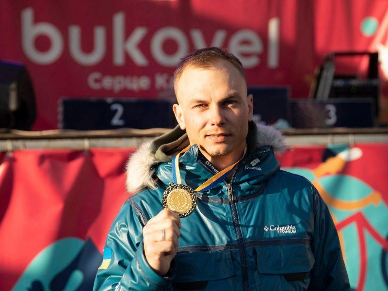 Николаевец Александр Абраменко одержал победу на Чемпионате Украины по фристайлу