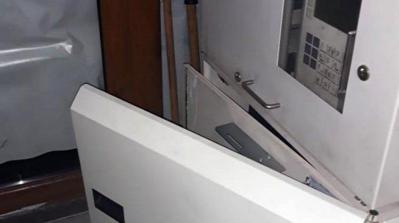 На Волыни задержали группу злоумышленников за кражу более полумиллиона гривен из банкомата