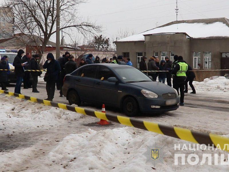 В Харькове посреди улицы убили таксиста