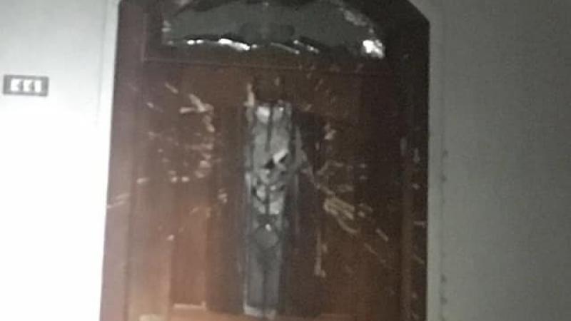 В Ровно сработала взрывчатка, которую прикрепили к двери частного дома