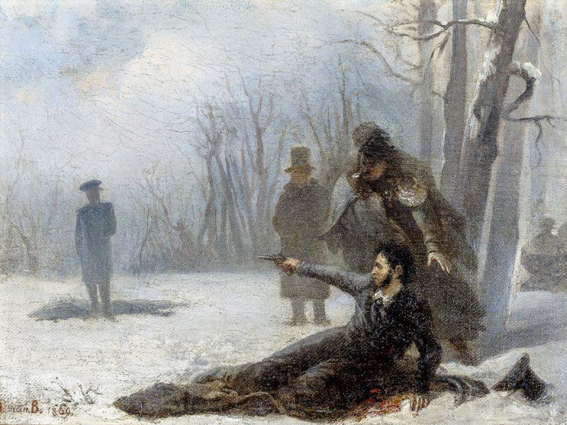 Российский депутат требует разобраться в смерти Пушкина