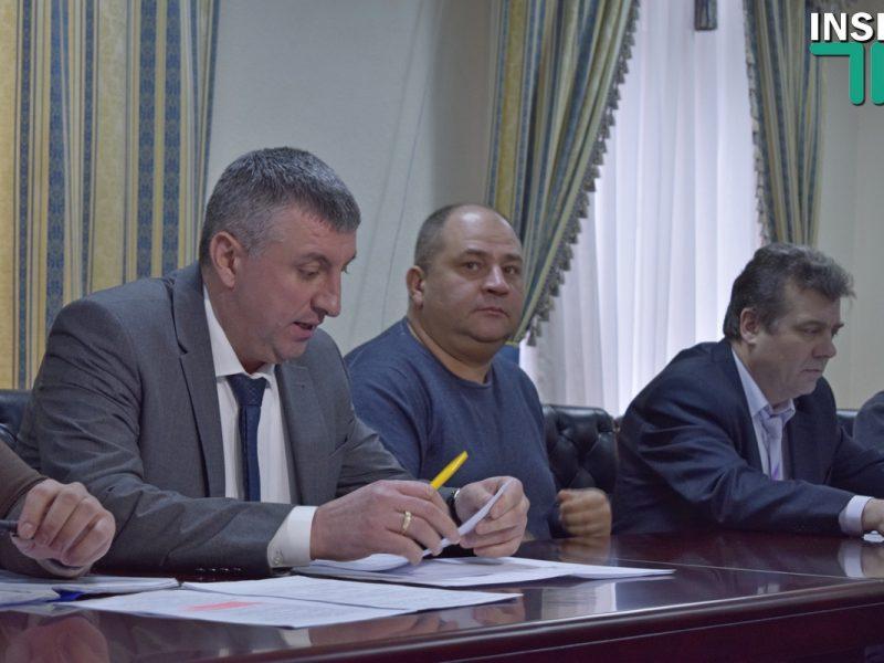 Гайдаржи: Горсовет Николаева профинансирует проектные работы ремонта проспекта Героев Украины