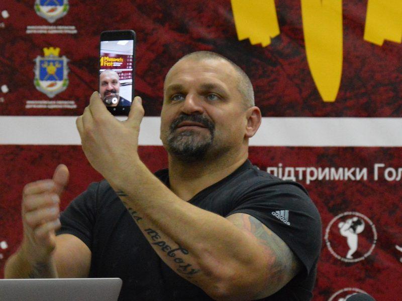 В Николаеве пройдет фестиваль богатырей «Muromets Fest»