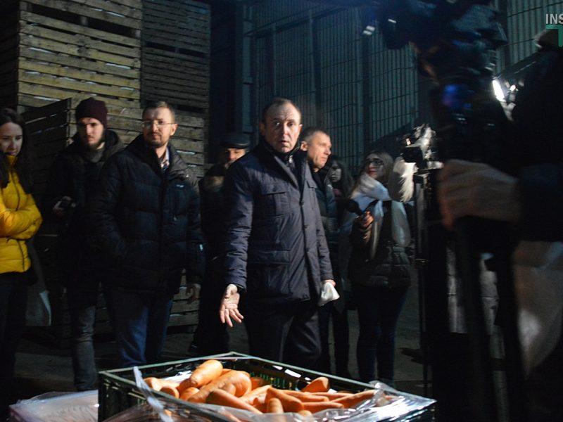 Маргариновый скандал в Николаеве: горсовет провел рейд по двум поставщикам продуктов, к которым ранее не было претензий