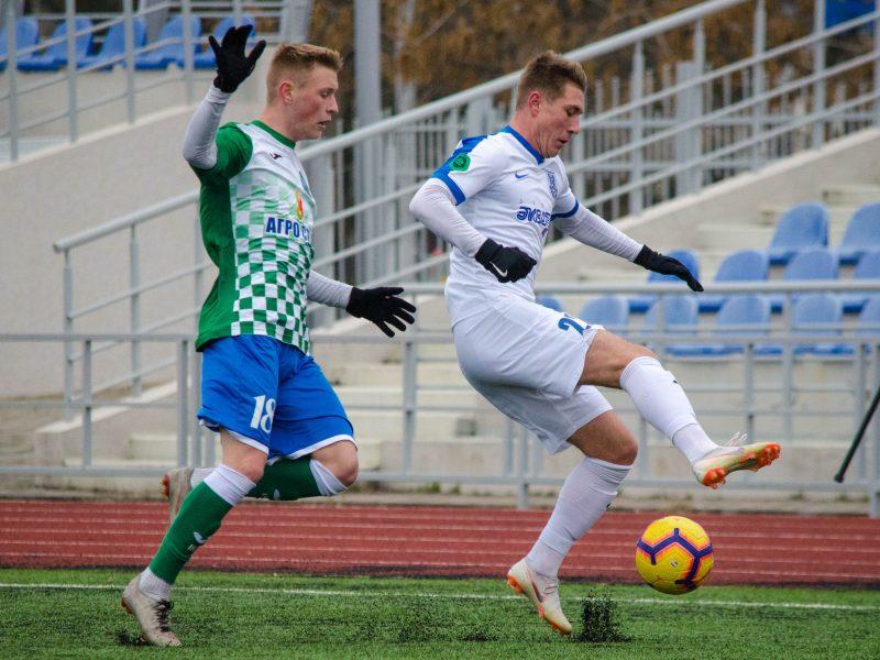 МФК «Николаев» двумя контрольными поединками завершил первый сбор