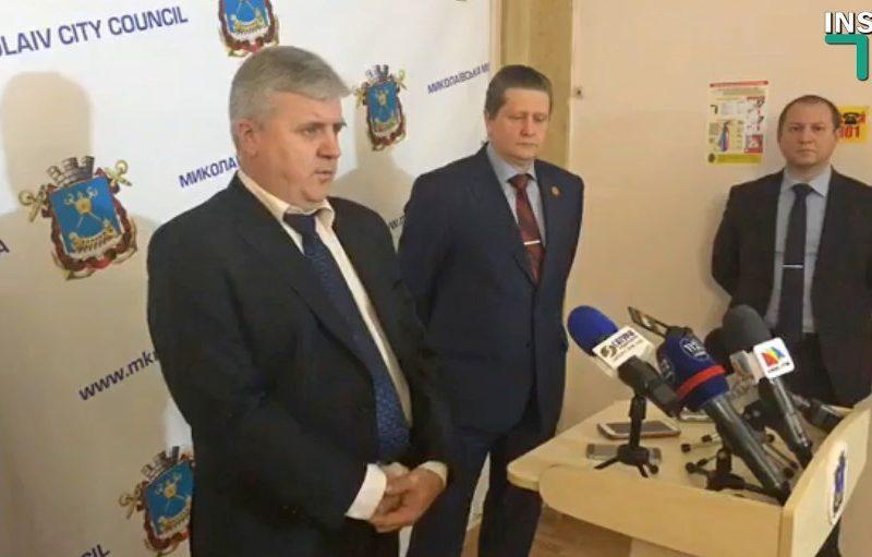 «Николаевская электроснабжающая компания» в 2 раза увеличила персонал после вчерашних очередей