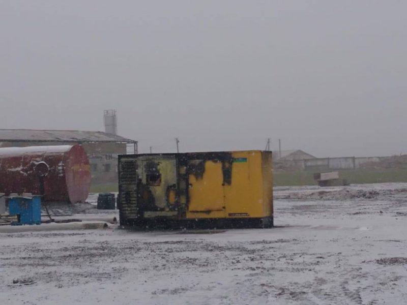 Асфальтовый завод белорусской дорожной компании на Николаевщине подожгли конкуренты – Савченко