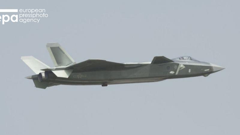 Китай анонсировал разработку истребителей шестого поколения