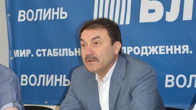 Избирательный штаб «Оппоблока» на Николаевщине возглавляет экс-губернатор Волыни