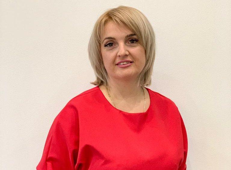 Представителем Зе Команды в Николаеве стала Ирина Шабильянова
