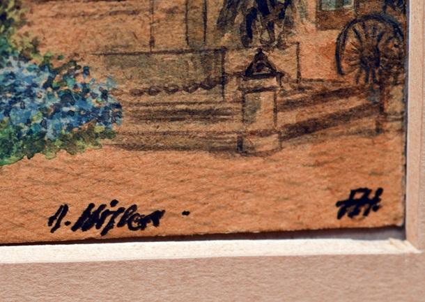 Картины Гитлера не нашли покупателей на аукционе в Нюрнберге