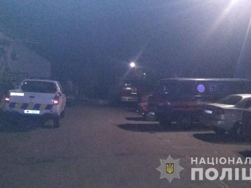 Правоохранители ищут мужчину, который «заминировал» Новоодесский отдел полиции