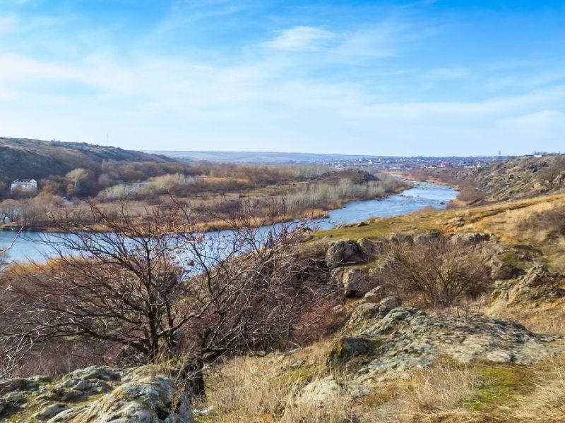 Чтобы не допустить затопления «Бугского Гарда»: с 1 марта на Николаевщине активисты намерены жить на острове Гардовом
