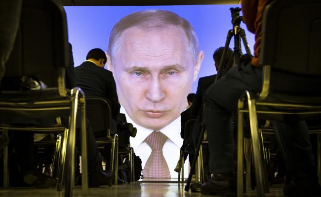 Путин собрался завтра посетить оккупированный Крым