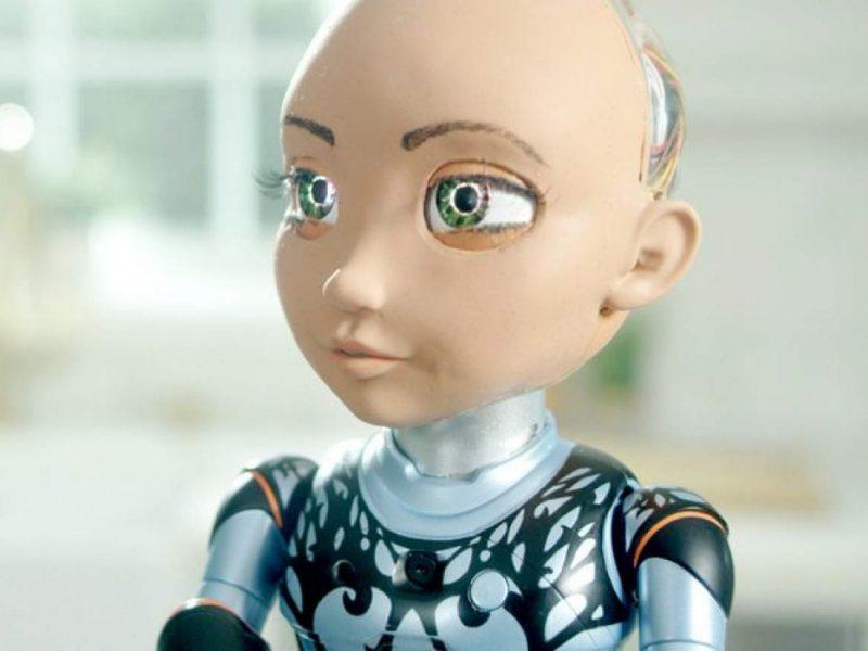 Они размножаются? У робота Софии появилась младшая сестра
