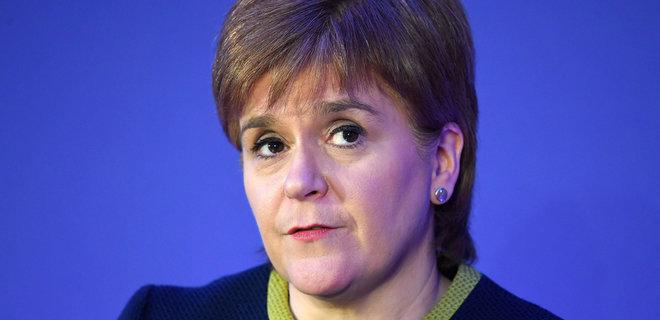 Премьер Шотландии потребует нового референдума по Brexit