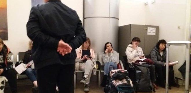 Недружелюбное отношение к украинцам в аэропорту Бен-Гурион  привело к дипломатическому конфликту между Украиной и Израилем