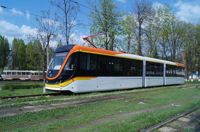 Жаль, не к нам. Первый украинский трамвай прибыл в Египет