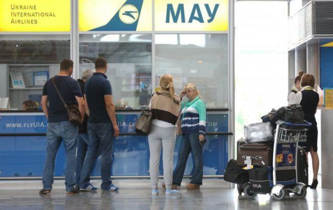 Рейс МАУ из Афин отложили из-за неизвестного вещества на борту