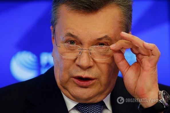 Суд ЕС отменил санкции 2018 года против Януковича и его команды – официально