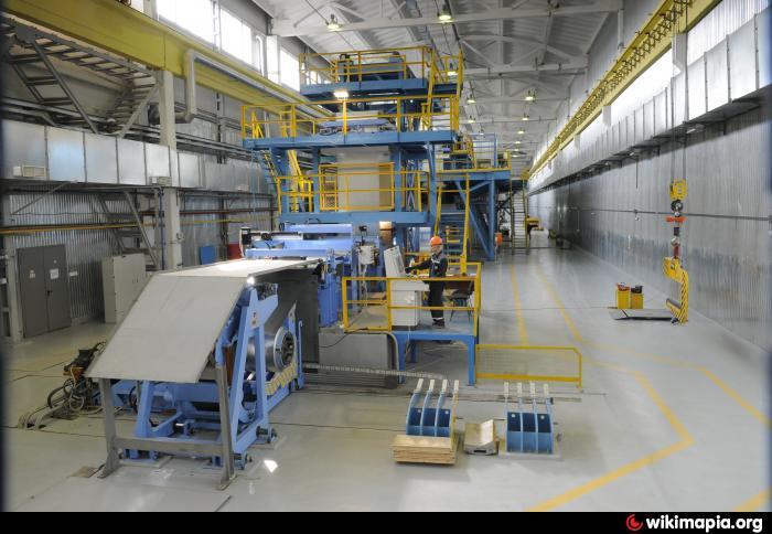Алчевский завод перенес производство на Николаевщину