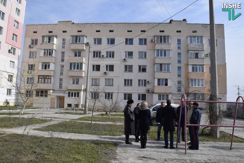 Заложники городских чиновников и облэнерго: в Николаеве 30 квартир пенсионеров ВСУ и участников АТО в любой момент могут быть отрезаны от электроснабжения