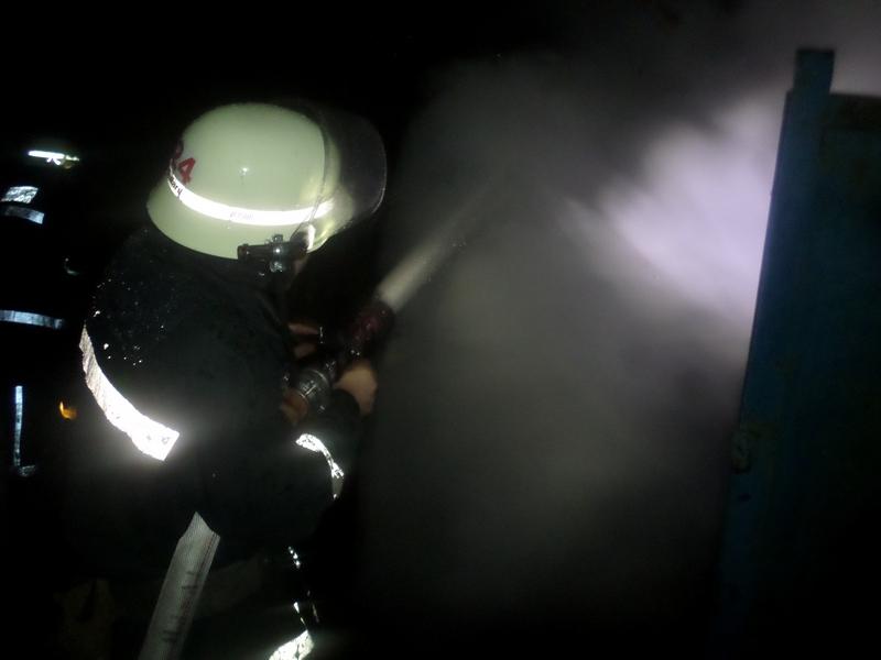 За сутки пожарные Николаевщины ликвидировали 3 пожара в жилом секторе