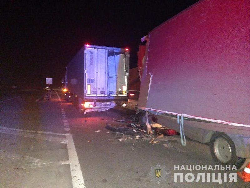 На Николаевщине в ночном ДТП погибли трое мужчин