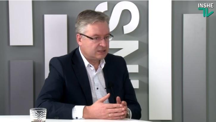 «Гость дня» директор «Николаевводоканала» Борис Дуденко: «Нашим сетям пришел срок»