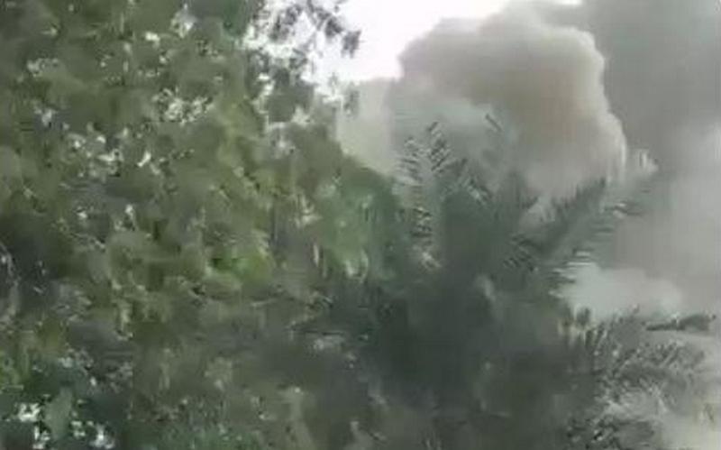 И там с проводкой плохо: в Судане горело историческое здание президентского дворца