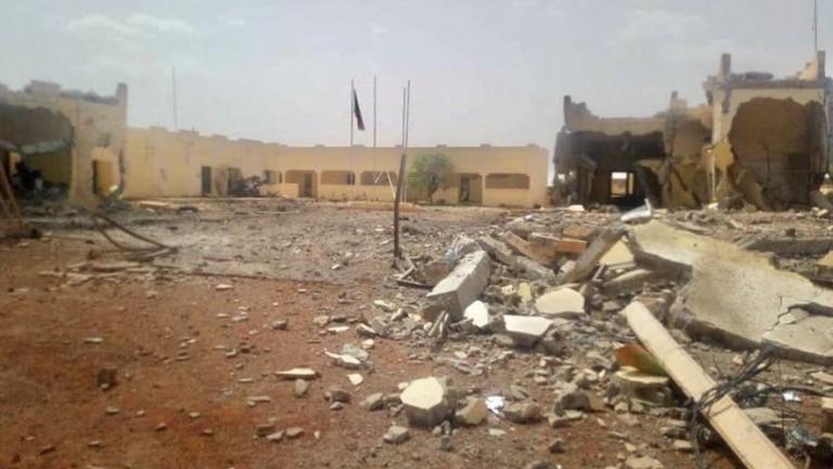 Ужас. В Западной Африке уничтожили целую деревню – погибли свыше 100 человек